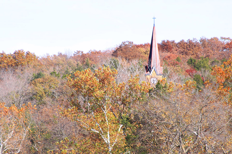 church steeple small